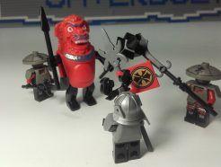 LEGO Adventure - Figura csomag