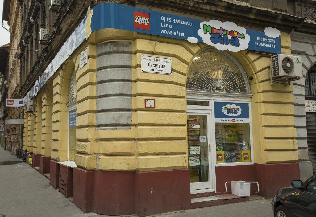 Lego bolt Budapest