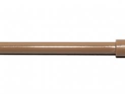 Lego alkatrész - Dark tan bar 6L with stop ring