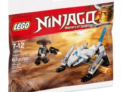 LEGO Ninjago 30547 - Sárkány vadász