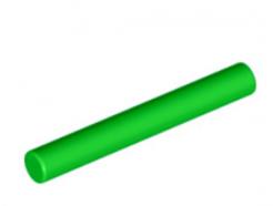 LEGO alkatrész - Bright Green Bar 3L (Bar Arrow)