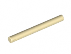 LEGO alkatrész - Tan Bar 4L (Lightsaber Blade / Wand)