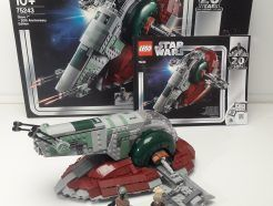 LEGO Star Wars 75243 - Slave 1 / 20. évfordulós kiadás