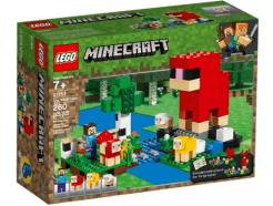 LEGO Minecraft 21153 - A Gyapjúfarm