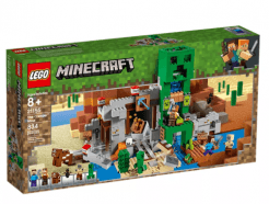 LEGO Minecraft 21155 - A Creeper barlang