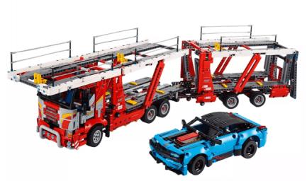 LEGO Technic 42098 - Autószállító
