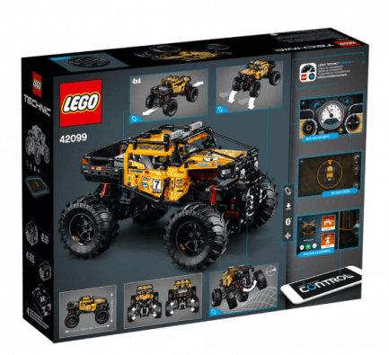LEGO Technic 42099 - 4x4 X-tream Off-Roader