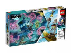 LEGO Hidden Side 70419 - Megfeneklett halászbárka