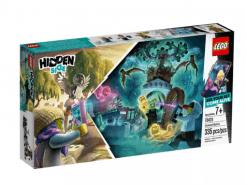 LEGO Hidden Side 70420 - Rejtély a temetőben