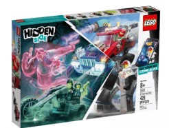 LEGO Hidden Side 70421 - El Fuego kaszkadőr járgánya