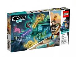 LEGO Hidden Side 70422 - Ráktámadás