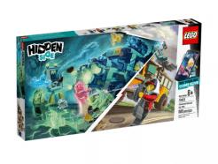 LEGO Hidden Side 70423 - Paranormális busz