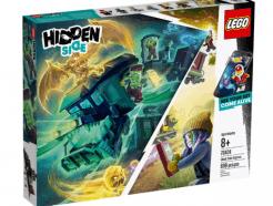 LEGO Hidden Side 70424 - Szellem expressz