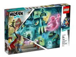 LEGO Hidden Side 70425 - Newbury kísértetjárta gimnázium