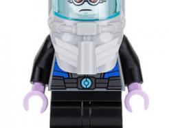 LEGO minifigura - Mr. Freeze, black