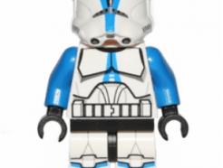 LEGO minifigura - 501st Legion Clone Trooper