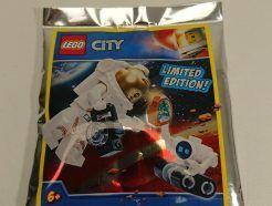 LEGO City 951908 - Úrhajós pollybag