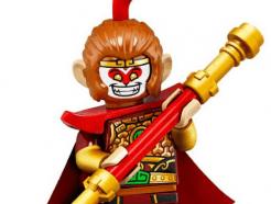 LEGO gyűjthető minifigura col19-04 - Monkey king