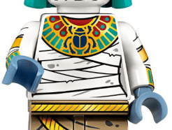 LEGO gyűjthető minifigura col19-06 - Mummy queen