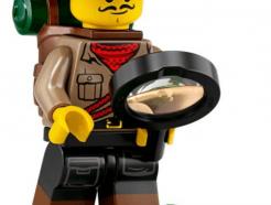 LEGO gyűjthető minifigura col19-07 - Jungle adventure