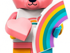 LEGO gyűjthető minifigura col19-15 - Bear costume guy