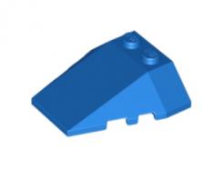 LEGO alkatrész - Wedge 4 x 4 Triple with Stud Notches