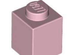 LEGO alkatrész - Pink brick 1x1 (G12)