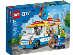 Lego - City 60253- Fagylaltos kocsi