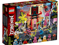 Lego - Ninjago 71708 - Játékosok piaca