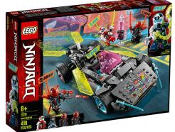 Lego - Ninjago 71710 - Nindzsa tuningautó
