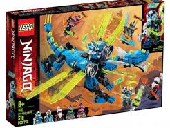 Lego - Ninjago 71711 - Jay kibersárkánya