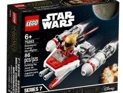 Lego - Star Wars 75263 - Az ellenállás Y-szárnyú mikrofightere
