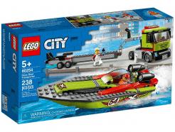 Lego - City 60254 - Versenycsónak szállító