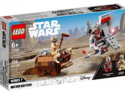 Lego - Star Wars 75265 - A T-16 Skyhopper a Buckalakó ellen Microfighter