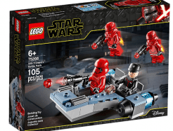 Lego - Star Wars 75266 - Sith troopers battlepack