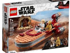 Lego - Star Wars 75271 - Luke Skywalker landspeedere