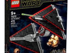 Lego - Star Wars 75272 - Sith TIE vadász