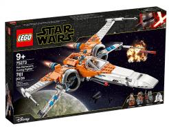 Lego - Star Wars 75273 - Poe Dameron X-szárnyú vadászgépe