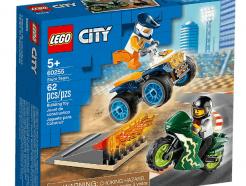 Lego - City 60255 - Kaszkadőr csapat