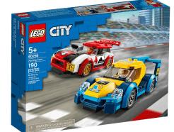 Lego - City 60256 - Versenyautók