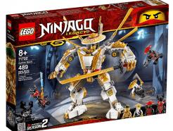 Lego - Ninjago 71702 - Arany mech