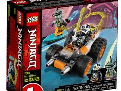 Lego - Ninjag 71706 - Cole speedere