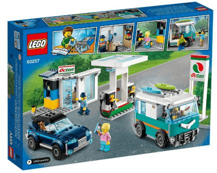 Lego - City 60257 - Benzinkút
