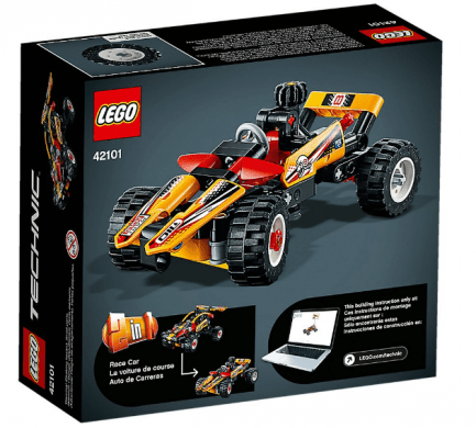 LEGO - Technic 42101 - Homokfutó