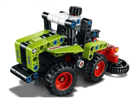 Lego - Technic 42102 -Mini CLAAS XERION