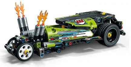 Lego - Techinc 42103 - Dragster