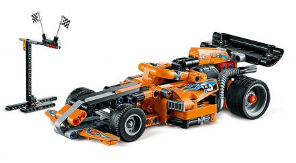 Lego - Technic 42104 - Versenykamion