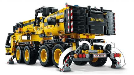 Lego - Technic 42108 - Mobil daru