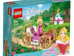 Lego - Disney Princess 43173 - Csipkerózsika királyi hintója
