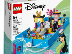 Lego - Disney Princess 43174 - Mulan mesekönyve